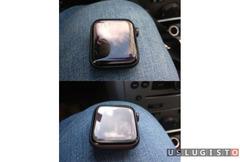 Полировка стекла Apple watch Москва