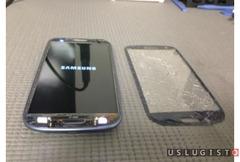 Замена стекла Samsung Москва