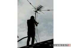 Антенщик,антенный мастер, телемастер, ремонт антен Москва