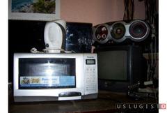Ремонт телевизоров и бытовой электроники Москва