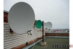 Установка и настройка спутниковых антенн Триколор Москва