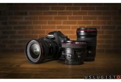 Ремонт фототехники Canon, Nikon, Sony Москва