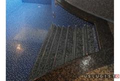 Хамам, турецкая баня, бассейны, укладка мозаики Москва