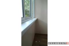 Отделка балконов Москва