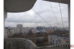 Остекление и комплексная отделка балконов и лоджий Москва