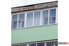 Окна и балконы Москва