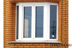 Остекление дачи пластиковыми окнами Москва