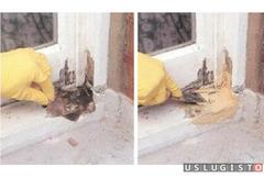 Реставрация деревянных окон Москва