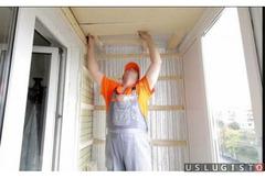 Утепление,отделка балкона под ключ без предоплаты Москва