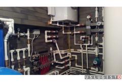 Отопление, водоснабжение, металлоконструкции Москва