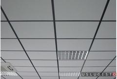 Продажа, монтаж потолков Армстронг, Грильято Москва