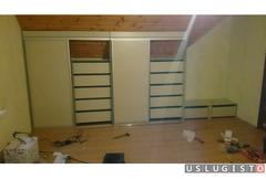 Шкафы купе мебель на заказ Москва