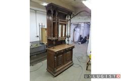 Реставрация ремонт антикварной мебели в Москве Москва