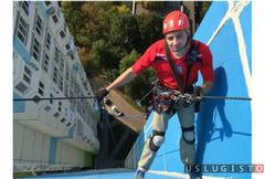 Промышленный альпинист Москва
