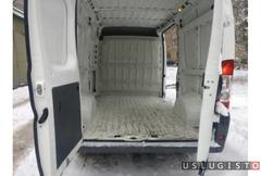 Аренда Пежо Боксер H2L2 без водителя (прокат) Москва