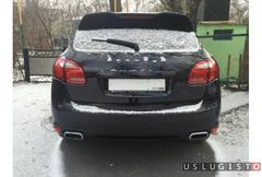 Porsche Cayenne в аренду с выкупом Москва