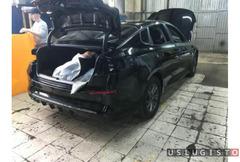 Оклейка авто полная частичная под такси