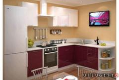 Изготовление и установка кухонной мебели кухни Москва