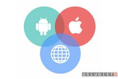 Разработка мобильных приложений и Web-сайтов Москва