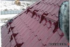 Бригада строителей. Кровельные, фасадные работы Санкт-Петербург