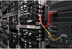 Настройка серверов компьютерная помощь для юл Москва