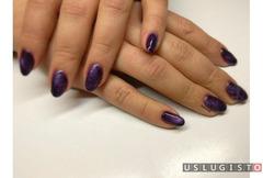 Наращивание ногтей, маникюр Москва