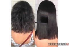 Кератиновое выпрямление, Ботокс для волос, нанопла Москва