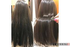 Полировка волос (Избавление от секущихся кончиков) Москва