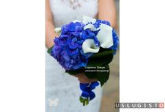 Свадебная прическа, макияж, флорист-декоратор Москва