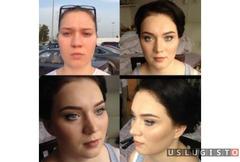 Профессионалный макияж, брови Москва