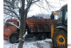 Расчистка участка под строительство и демонтаж люб Москва
