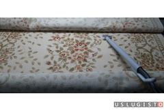 Химчистка стирка ковров с бесплатным вывозом Москва