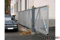 Откатные ворота Андреевка