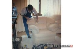 Уборка квартир, мытье окон. Чистка мебели и ковров Андреевка