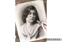 Ваш портрет по фото и с натуры Москва