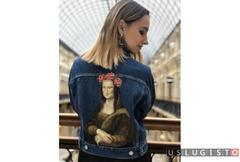 Роспись одежды Москва