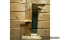 Изделия из дерева на заказ Москва