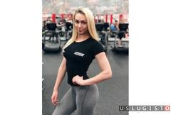 Персональный тренер по фитнесу и бодибилдингу Москва
