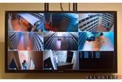 Видеонаблюдение, установка, настройка Москва