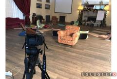 Сьемка интервью Москва
