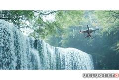Аэросъемка фото и видеосъемка с квадрокоптера 4К Москва