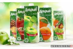 Продажа напитков Москва