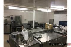Почасовая аренда кухни для кейтеринга или доставки Москва