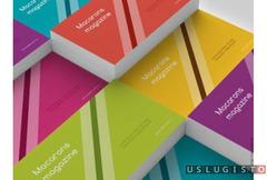 Дизайн визитки Москва