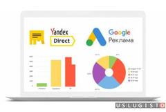 Бесплатный Аудит Контекстной Рекламы Яндекс,Google Москва