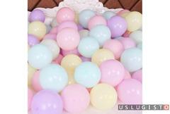 Воздушные гелиевые шарики Москва