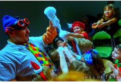 Праздничные пакеты. научные шоу, химия, азот, мыло Москва