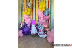 Оформление детских праздников Москва