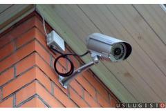 Установка видео наблюдения. Трансляция на смартфон Москва