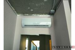 Монтаж систем вентиляции и кондиционирования Москва
